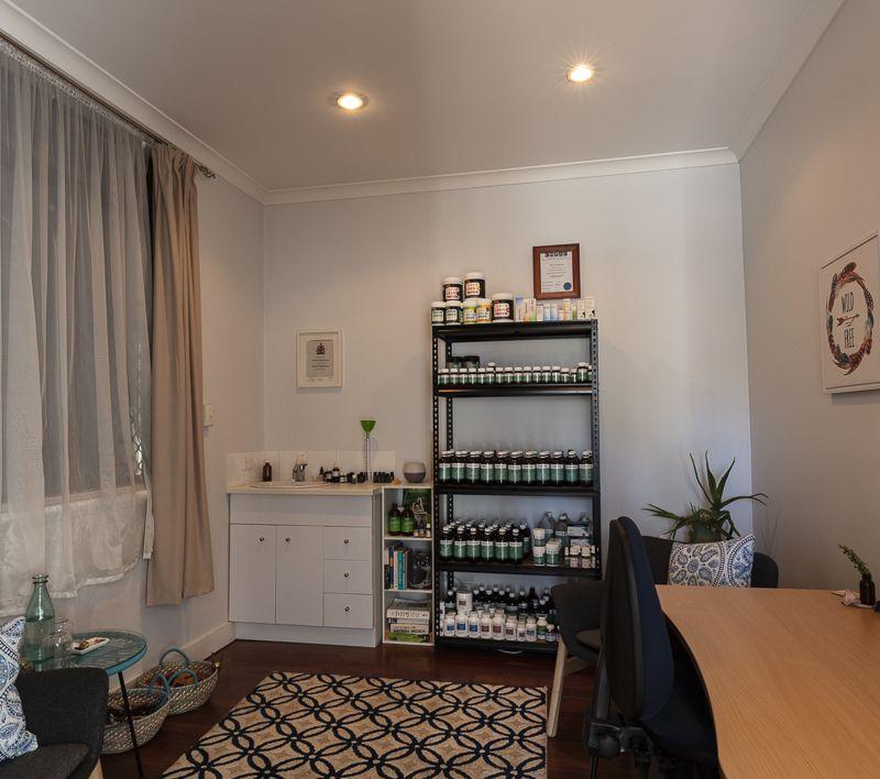 Charlotte Inwood's treatment room