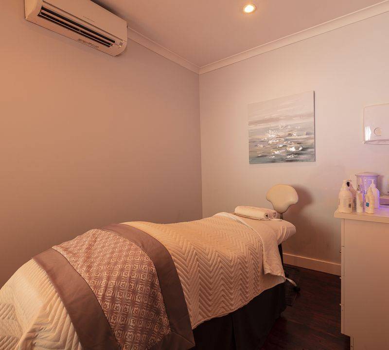 Beauty Treatment room used by Jess