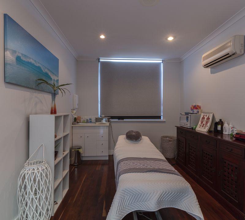 Remedial Massage Therapist ~ Kate Najar's room